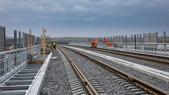 В Крыму обсуждают строительство прямой железной дороги Керчь-Симферополь