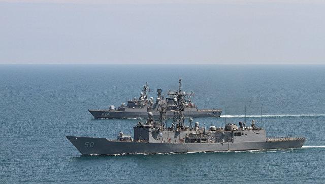 В акваторию Черного моря направляются боевые корабли НАТО