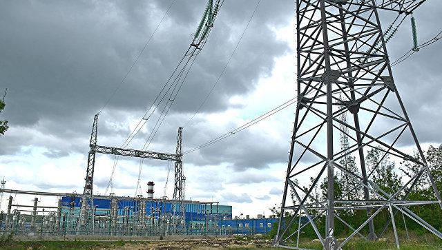 Крым начал поставки электроэнергии в Краснодарский край