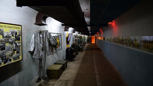 В Севастополе можно будет бесплатно посетить подземный музей-бомбоубежище