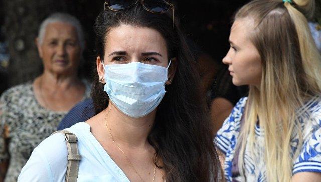 Жители Армянска снова жалуются на химический запах и плохое самочувствие