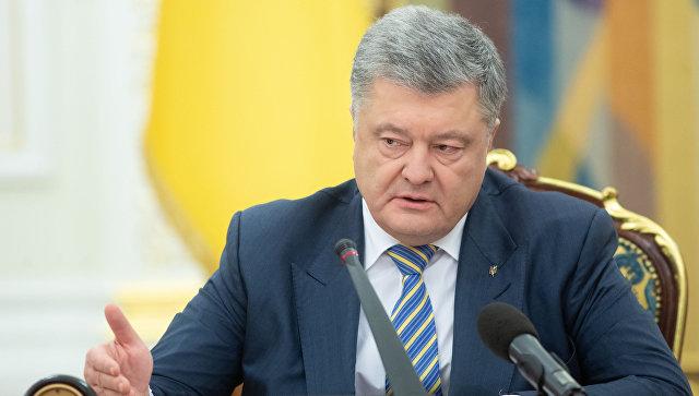 Порошенко отказался «варить кашу» с Путиным