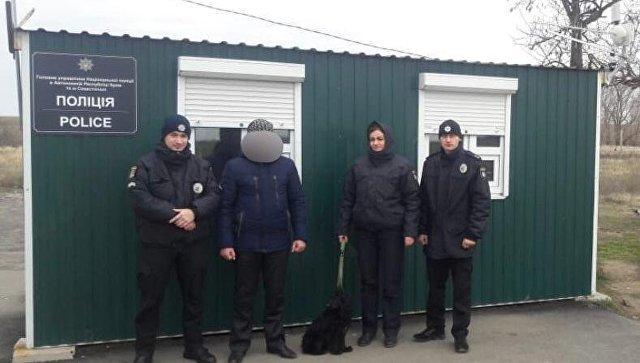 На Украине задержали севастопольского военного