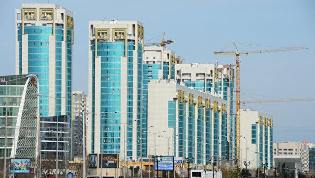 Столицу Казахстана Астану официально переименовали в Нурсултан