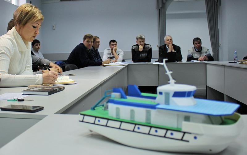 Исследовательское судно «Пионер-М» достроят студенты на Севморзаводе