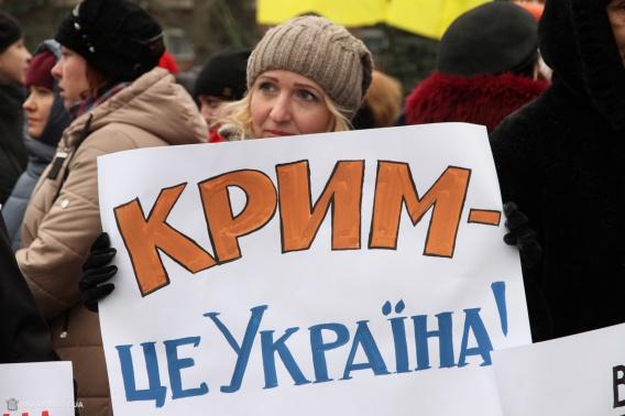 Кандидат в президенты Украины рассказал, почему Киев не смог отстоять Крым