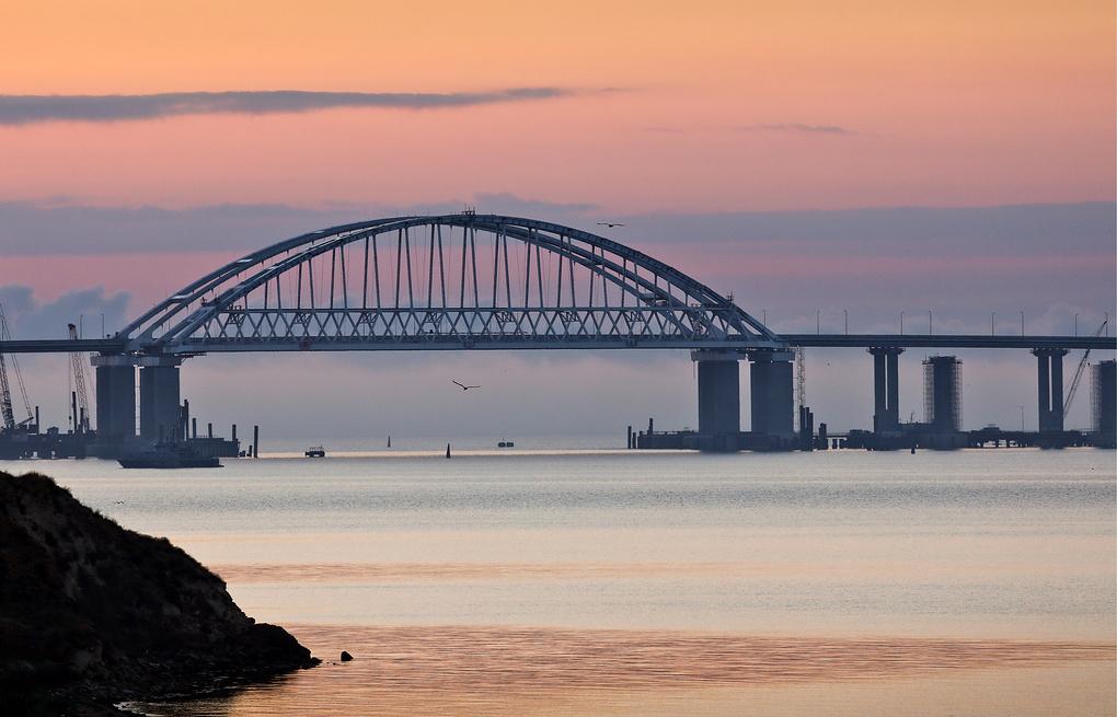 Центробанк выпустил 5-рублевую монету с Крымским мостом