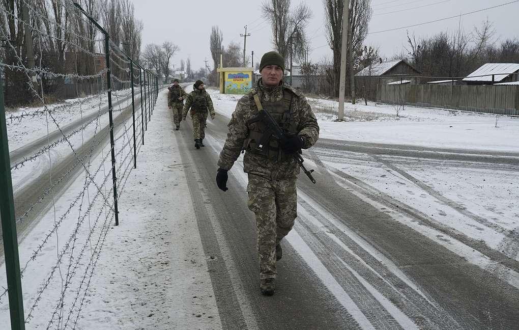 Перед выборами на границе Крыма с Украиной усилили меры безопасности
