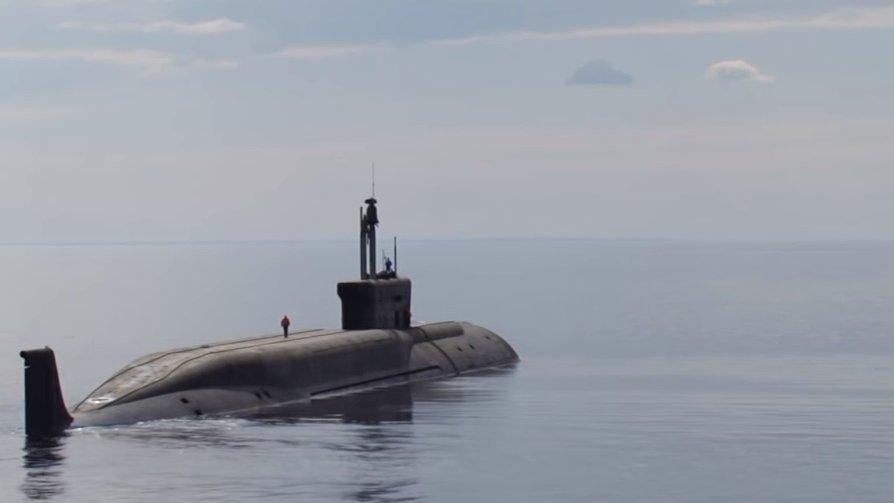 В День моряка-подводника Минобороны презентовало смертоносную субмарину