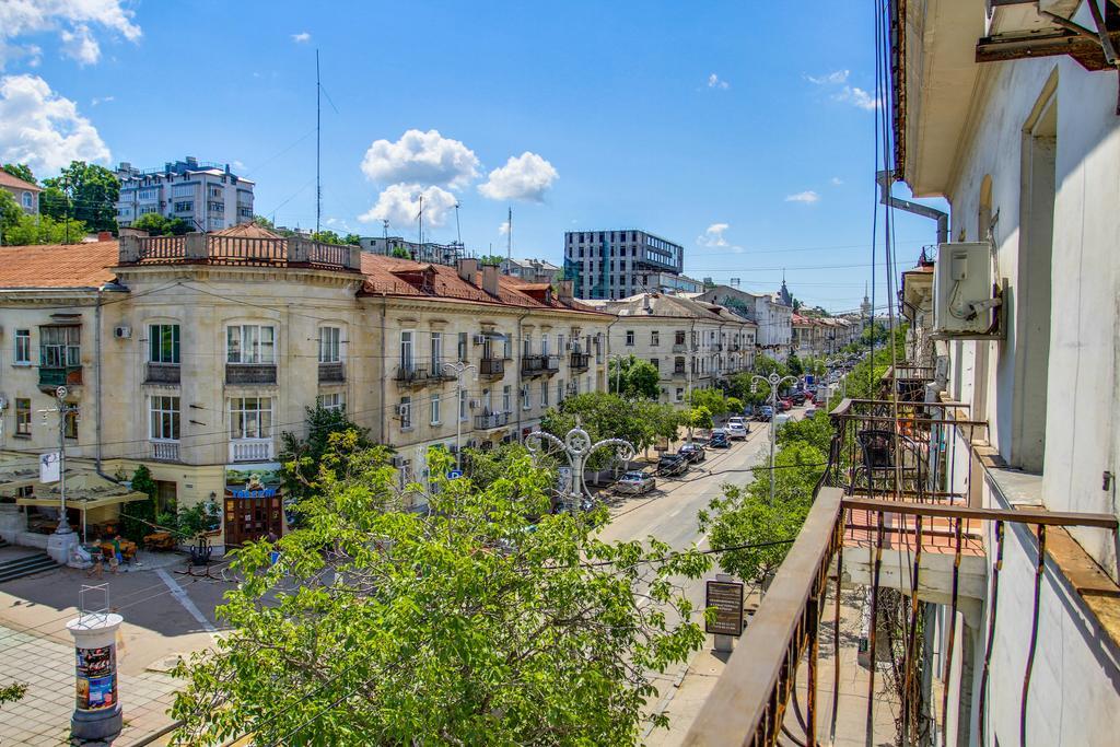 Центральные улицы Севастополя будут реконструированы