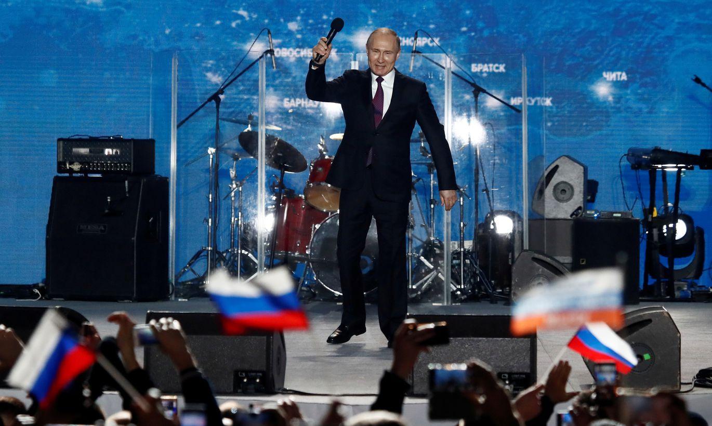 В Крым едет Владимир Путин – источник