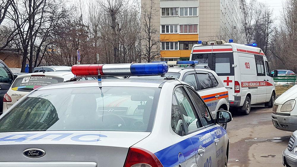 На улице в Симферополе обнаружен труп мужчины