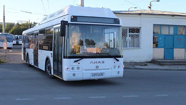 С 1 апреля дорожает проезд в крымских маршрутках