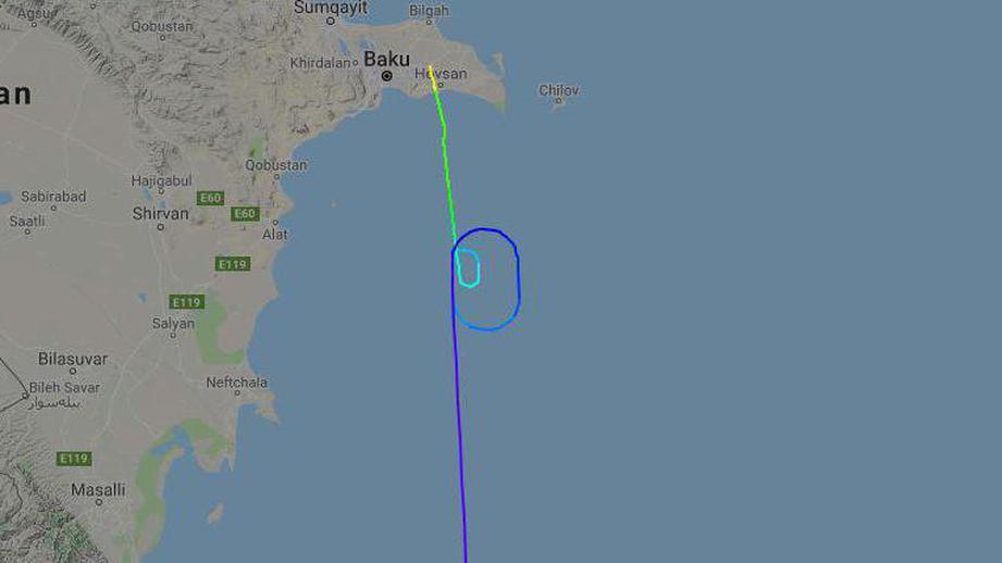 Летевший в Москву самолет экстренно приземлился из‐за сообщения о бомбе