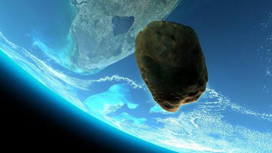 На этой неделе крупный астероид подойдет к Земле ближе Луны