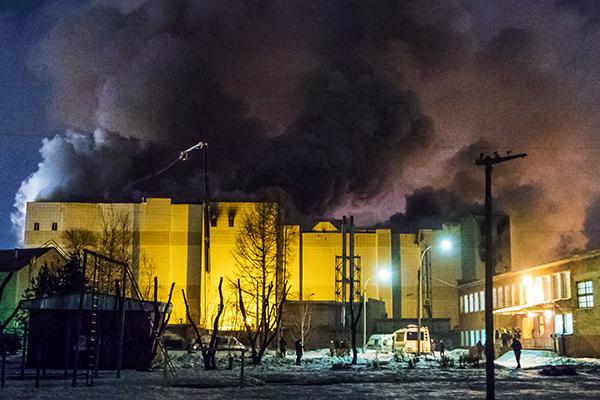 «Зимняя вишня»: год после страшной трагедии