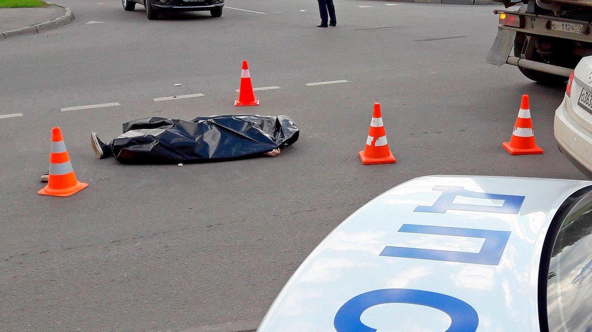 Внимание! В Крыму разыскивают водителя, сбившего насмерть человека и скрывшегося с места ДТП