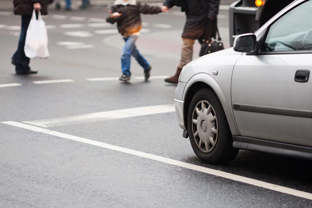 В Симферополе снова сбили пешехода
