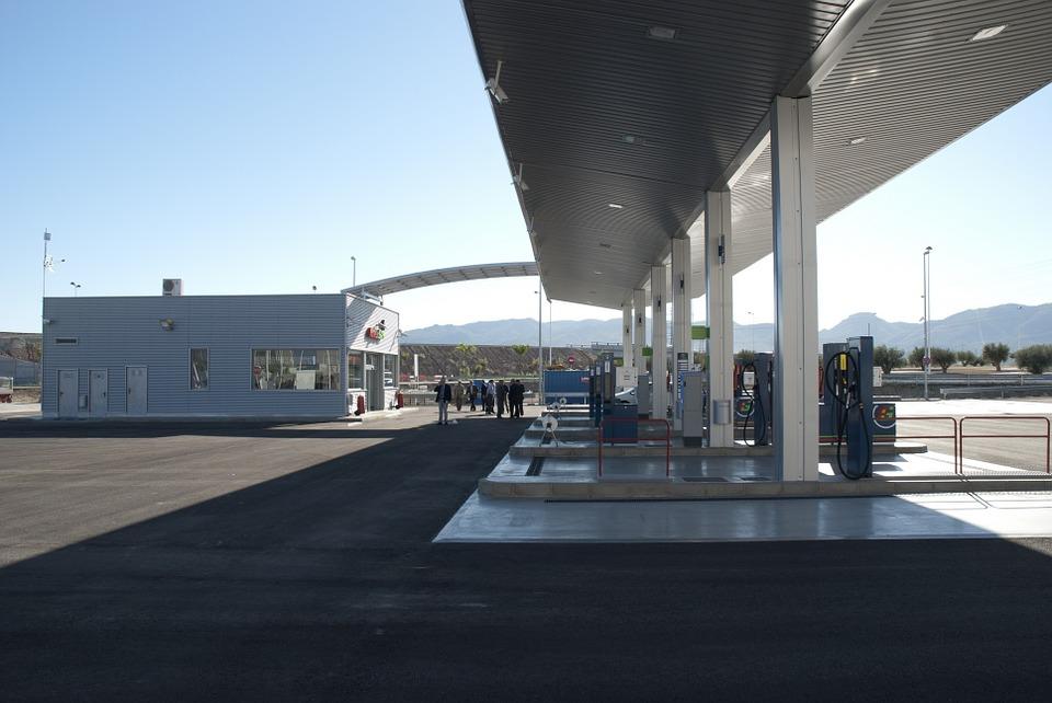 В Севастополе построят несколько крупных газовых АЗС