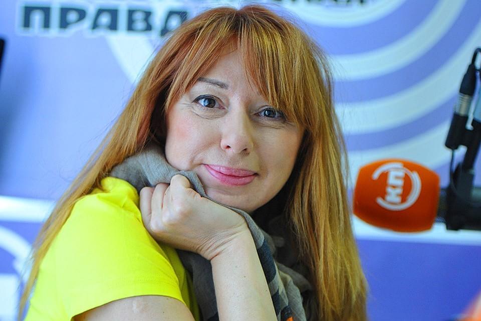 Алена Апина «села в лужу», отвечая на вопрос о Крыме