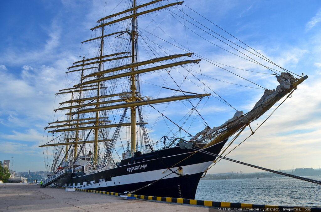 Севастополь примет участников кругосветной Арктической экспедиции