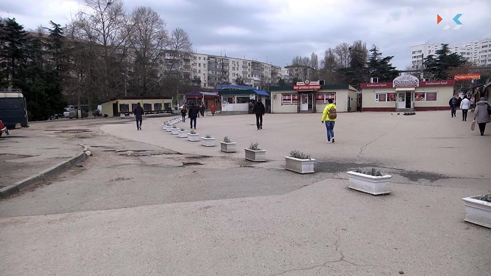 Въезд на площадь 50-летия СССР будет осуществляться по пропускам