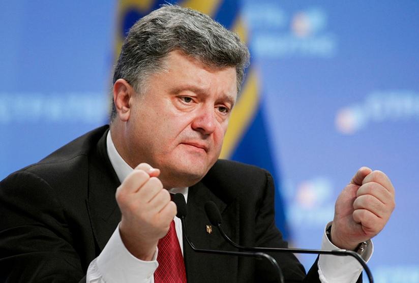 Порошенко обещает «серьезный этап» по возвращению Крыма