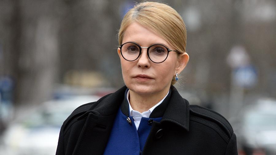 Тимошенко заявила о намерении встретиться с Путиным в случае победы