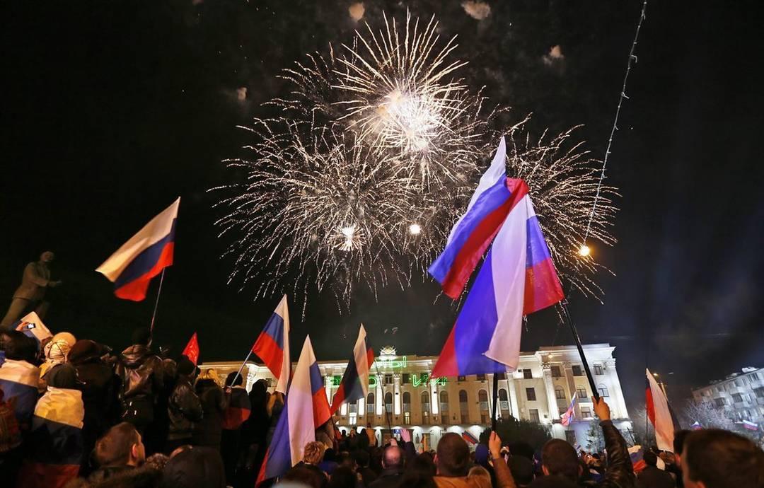В России предлагают объявить день крымского референдума выходным