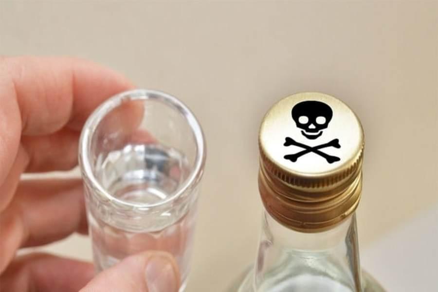 В Севастополе изъяли тонну контрафактного «элитного» алкоголя