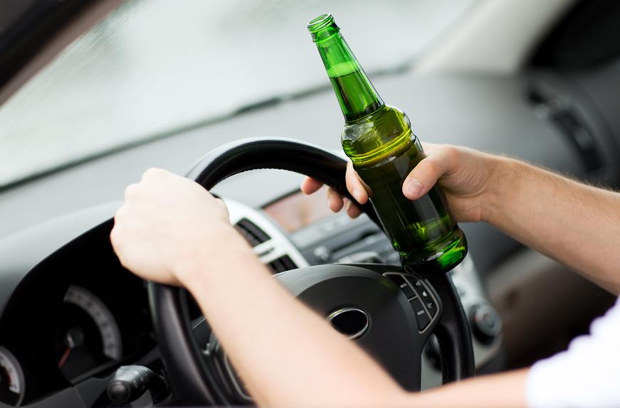 В Севастополе на прошлой неделе поймали больше двух десятков пьяных водителей