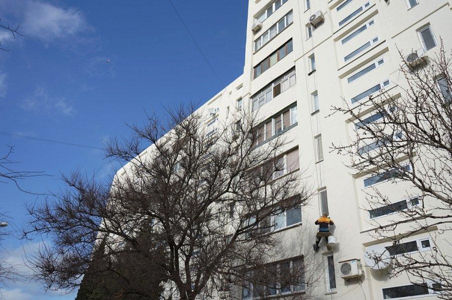 В Севастополе отремонтируют более 250 многоквартирных домов