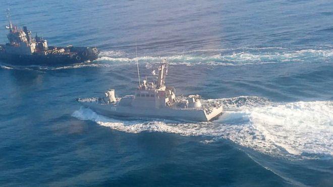 Суд продлил срок ареста 24 украинским морякам, задержанным в Керченском проливе