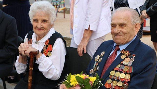 Севастопольские ветераны и инвалиды войны получат до 15 тысяч рублей к 9 мая