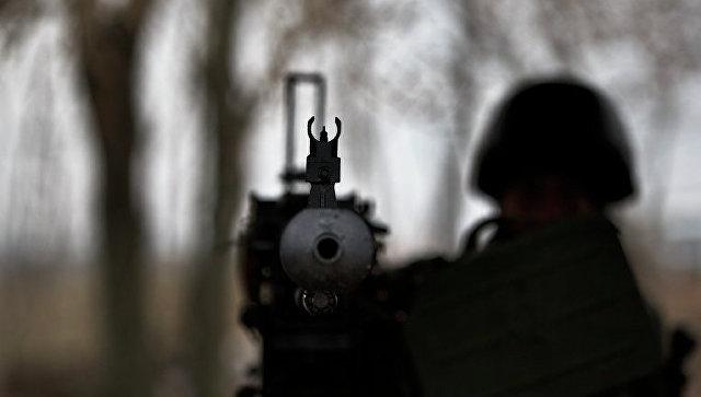Российская съемочная группа попала под снайперский обстрел на Донбассе