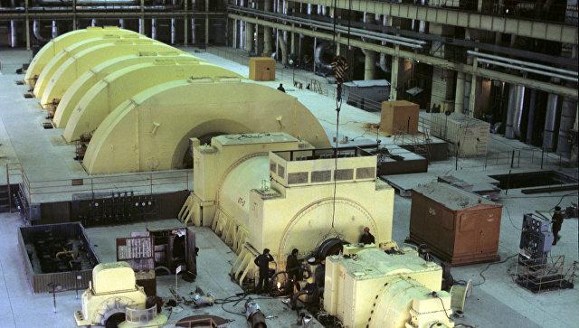 ЧП на Украине: загорелась Ровенская АЭС