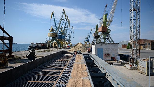 Какими товарами будут обмениваться Крым и Сирия