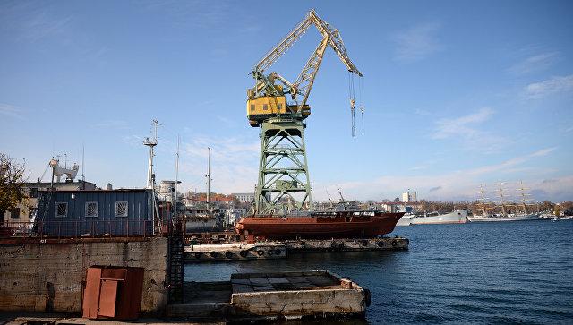 Завод Порошенко в Севастополе станет основной базой ремонта кораблей ЧФ