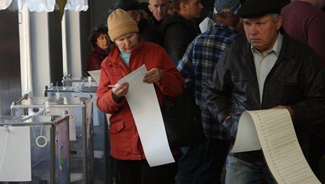 Тур на двоих: на Украине сегодня проходят выборы президента