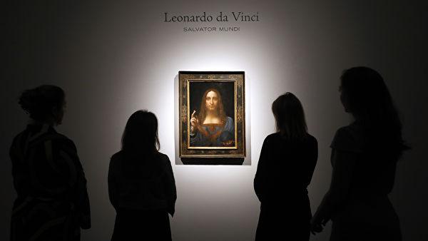 Пропажа века: исчезла самая дорогая картина Леонардо да Винчи