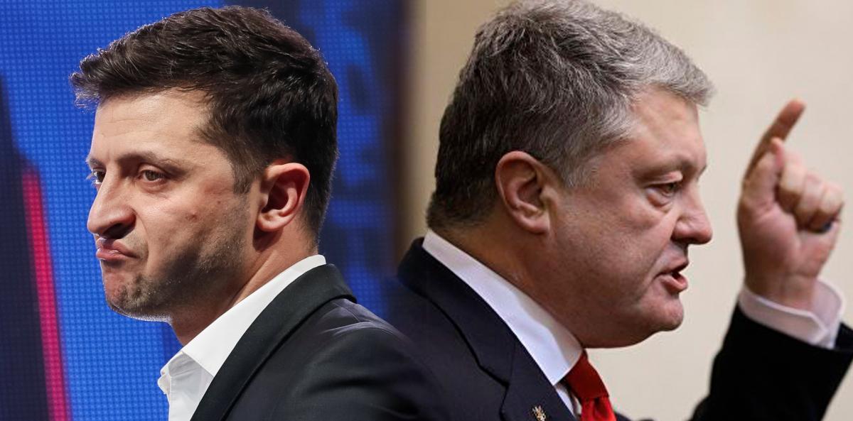 Эксперт назвал вероятной смерть Порошенко и Зеленского во время дебатов