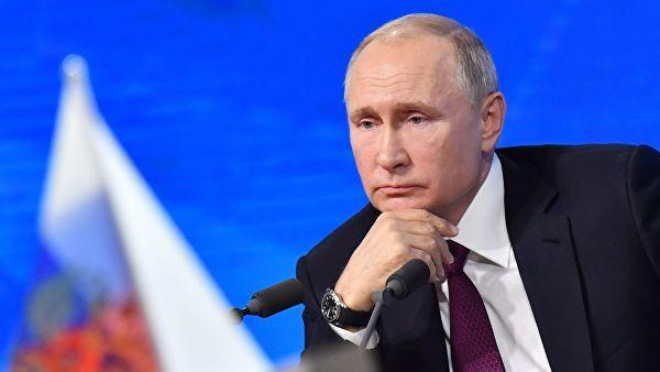 В Кремле рассказали, когда состоится «прямая линия» с Владимиром Путиным