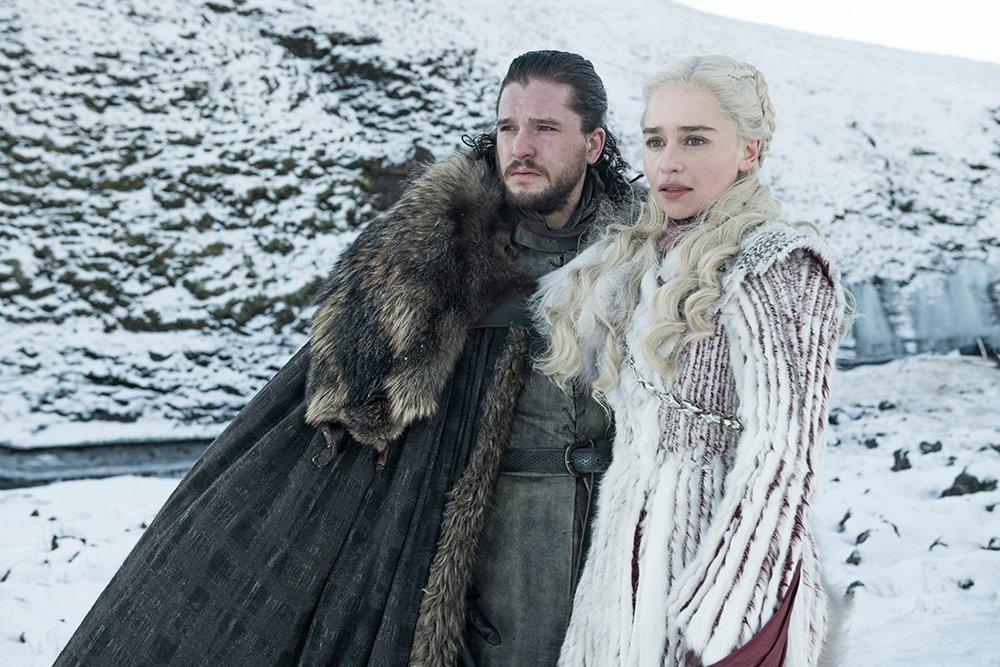 Вышла первая серия нового сезона «Игры престолов» — где посмотреть