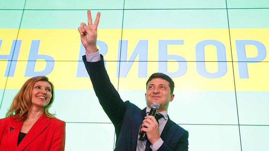 В случае победы Зеленского сближение РФ и Украины маловероятно — Moody's