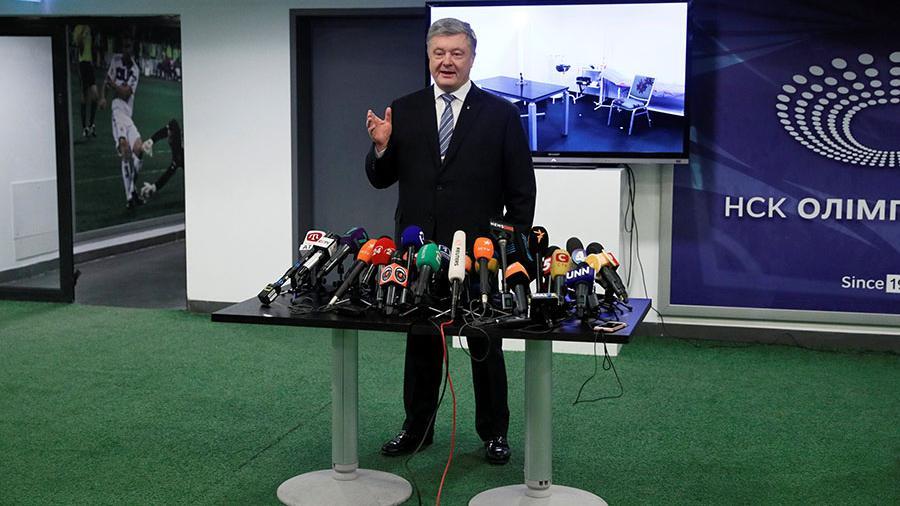 Порошенко назвал себя русскоязычным человеком
