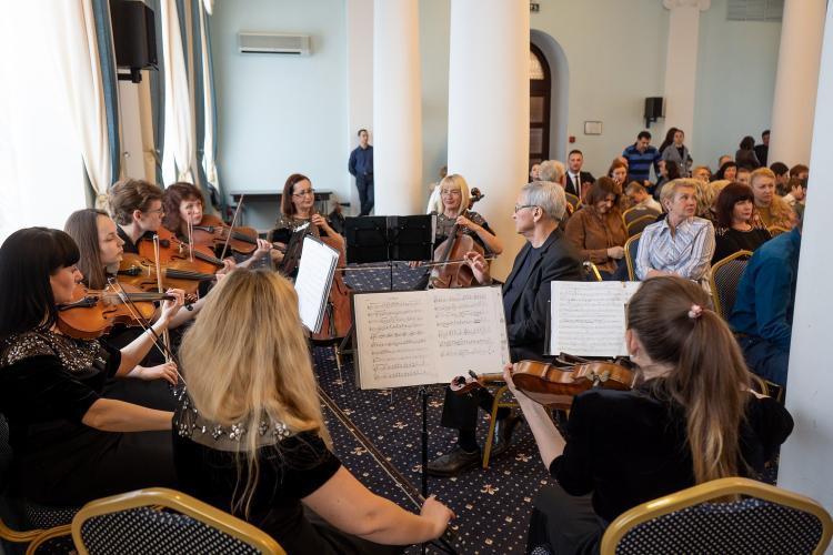 Академию хореографии в Севастополе откроют в 2021 году