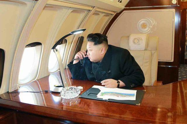 Ким Чен Ын может приехать в Россию на следующей неделе