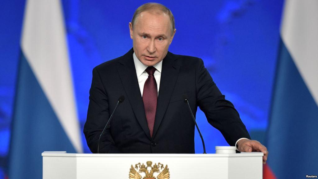 Путин поприветствовал участников форума в Ялте