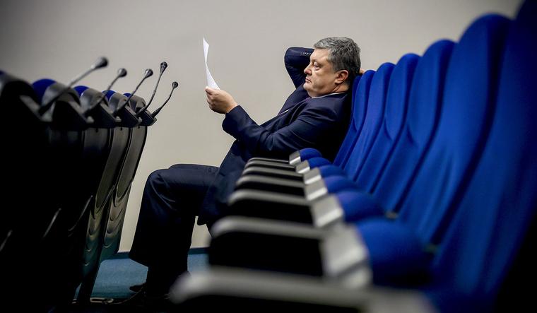 В Раде рассказали, почему Порошенко получил прозвище Туфель