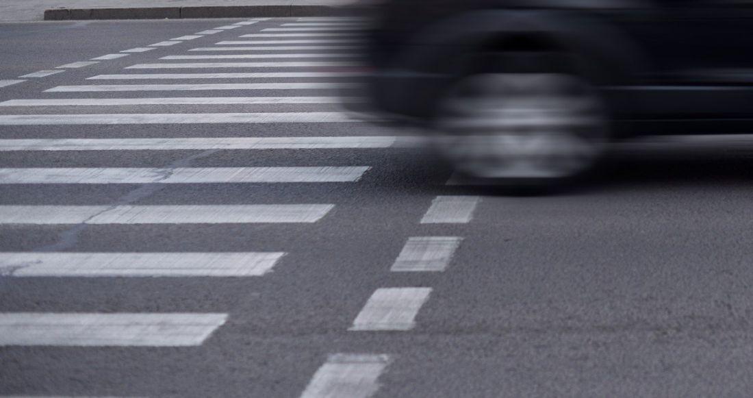 Под Симферополем водитель насмерть сбил пешехода и скрылся